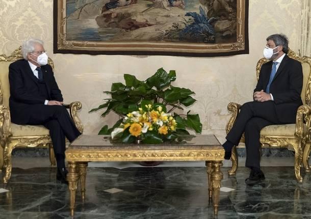 Consultazioni Roberto Fico