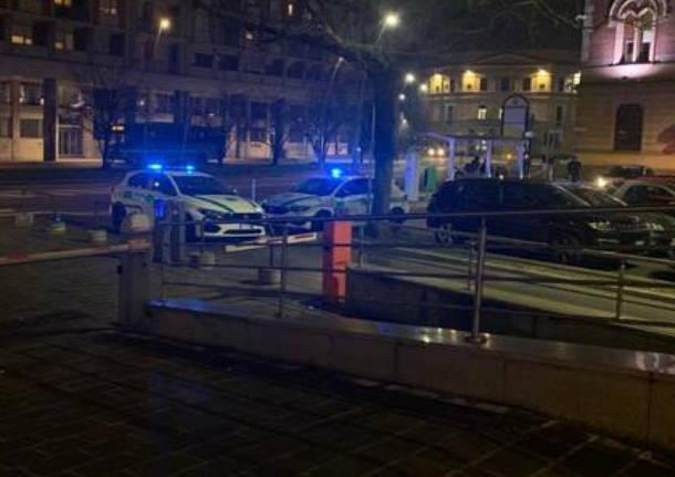 controlli serali polizia locale legnano