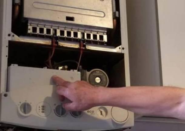 controllo impianti termici