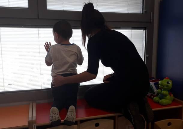 Cuori Eroi e Ponte del Sorriso in  Pediatria