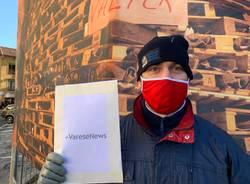 Falò di Sant'Antonio 2021: consegnati i bigliettini dei lettori di VareseNews
