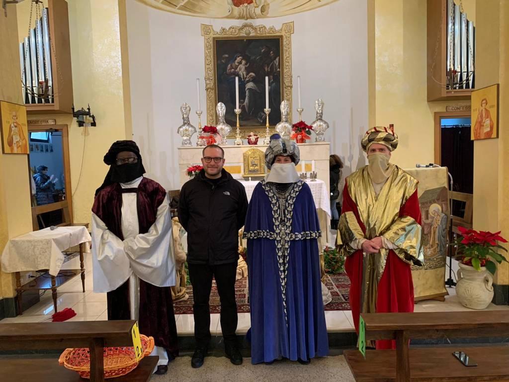 Festa patronale all'Olmina