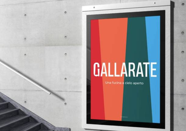 Gallarate City Brand
