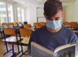 scuola mascherina