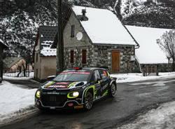 giacomo ogliari rally monte carlo 2021