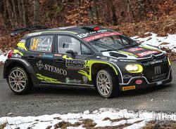 giacomo ogliari rally monte carlo 2021 foto bettiol