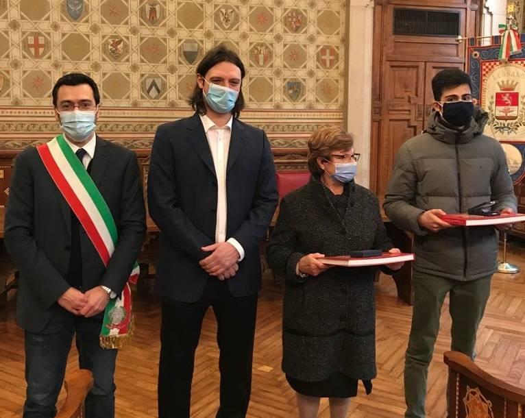 Giornata della memoria, ad Arturo Farioli e Angelo Pallaro  le medaglie d'onore
