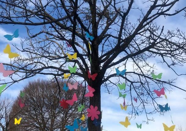 I bambini celebrano la Giornata della Memoria a Cazzago