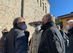 I Funerali di Luciano Bronzi
