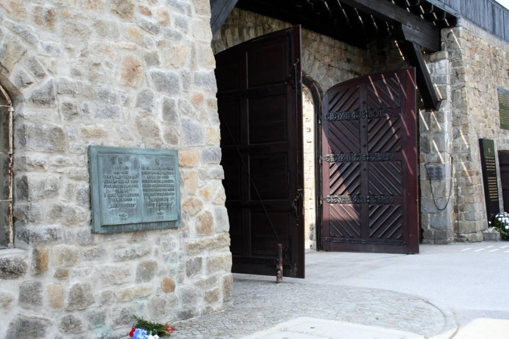 Il campo di concentramento di Mathausen