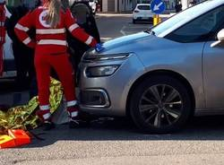Incidente a Canegrate 8 gennaio 2021