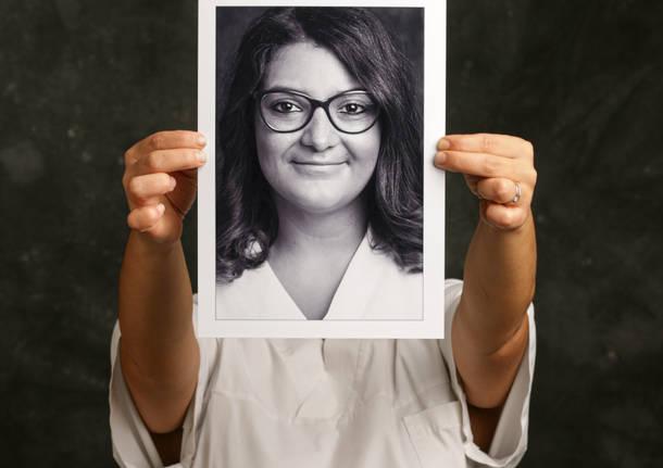 """infermieri del progetto """" a viso aperto"""""""