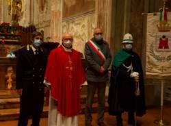 La Polizia locale di Saronno celebra San Sebastiano