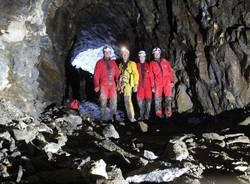 La spedizione di UNEX nelle cave dell'Alta Val Formazza