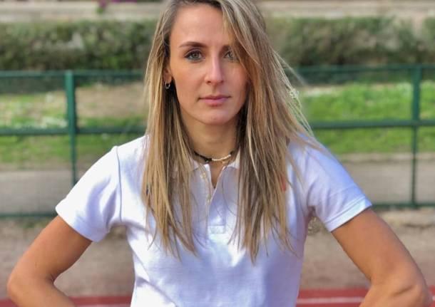 """La varesina Silvia Gandini a """"La pupa e il secchione e viceversa"""""""