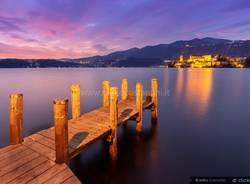 Lago d'orta Mirko Costantini