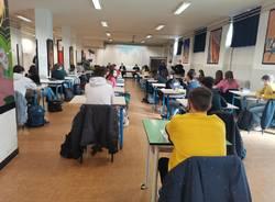 Liceo Ferraris Covid