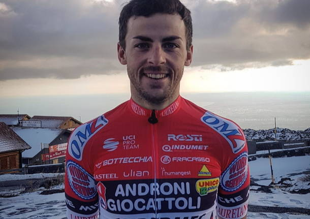 luca chirico ciclismo androni sidermec 2021
