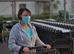 mascherine supermercato coronavirus