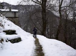 Monteviasco nella neve