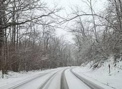 Neve 1 gennaio 2021
