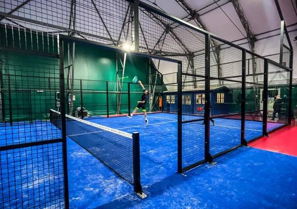 padel gallarate