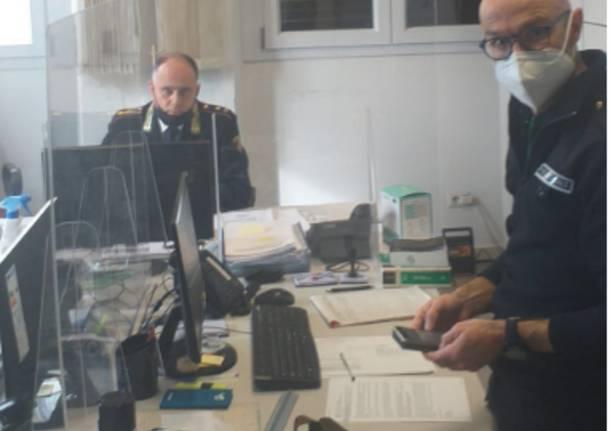 polizia locale cocquio