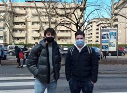 Rientro a scuola a Legnano