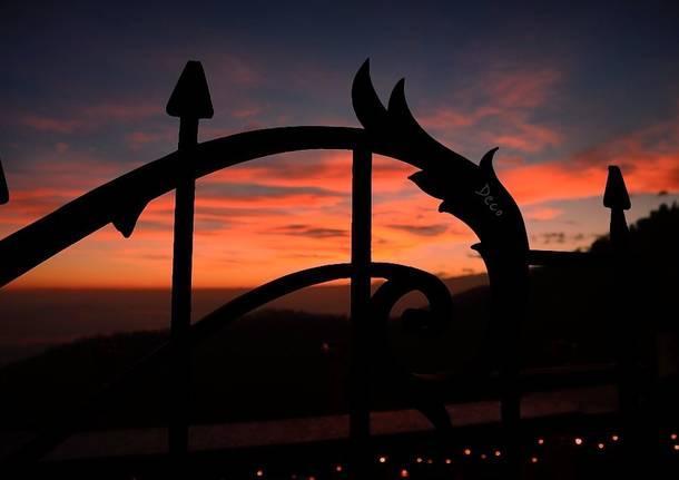 Sacro Monte, tramonto - foto di Daniele Decorato