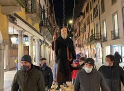 Sant'Antonio va in Basilica