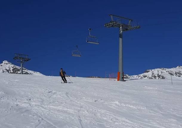 sci neve sciare impianti risalita