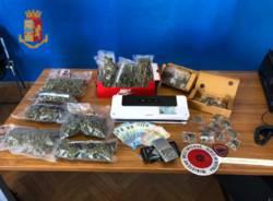 sequestro marijuana carabinieri busto arsizio