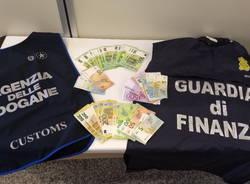 sequestro valuta guardia di finanza como