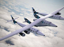 space ship two aereo spaziale virgin galactic