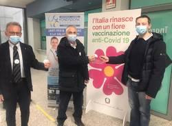 spille della Campagna vaccinale anti-Covid