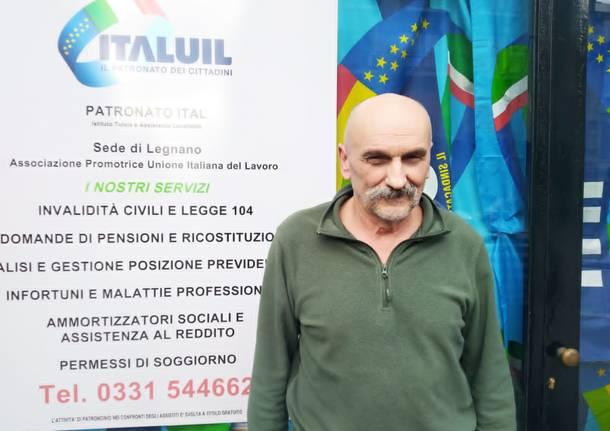 Stefano dell'Acqua UIL Legnano