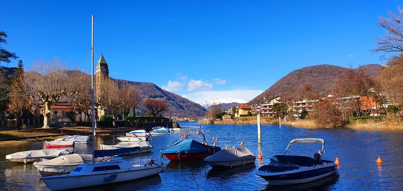 Stretto di Lavena (Lavena Ponte Tresa) - foto di Clara Comolli
