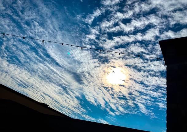Una mattina di sole sul Varesotto