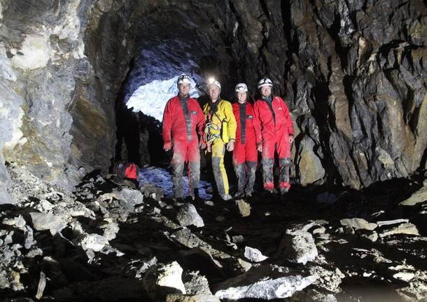 Unex cava al Lago dei Sabbioni