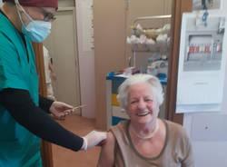 vaccinazioni anti-covid fondazione sant'erasmo Legnano