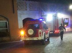 Vigili del fuoco legnano piazza Matteotti 11 gennaio