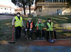volontari cittadinanza attiva parabiago rifiuti