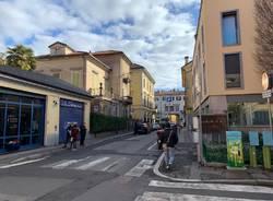 Allarme bomba alle Poste di Varese