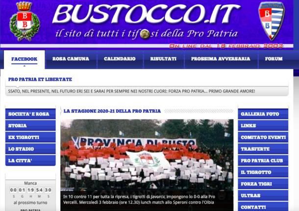 bustocco.it pro patria