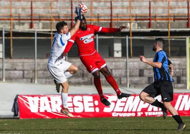 Varese – Imperia 0-1