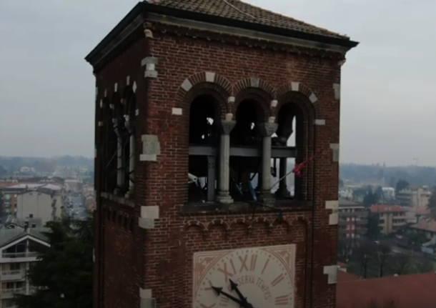 campane Ss Redentore Legnano