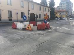 cantiere via Locatelli somma lombardo