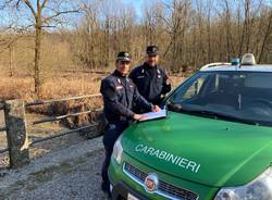 """Carabinieri Forestale """"Lombardia""""  Gruppo di Como"""