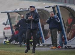 Calcio: Varese - Chieri