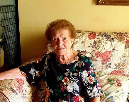 La signora Emma compie 100 anni